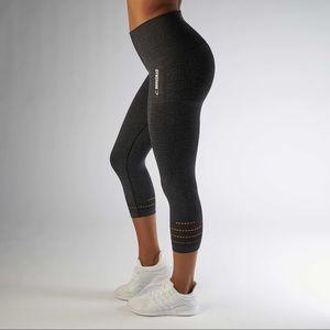 Gymshark High Waisted Seamless Cropped Legging
